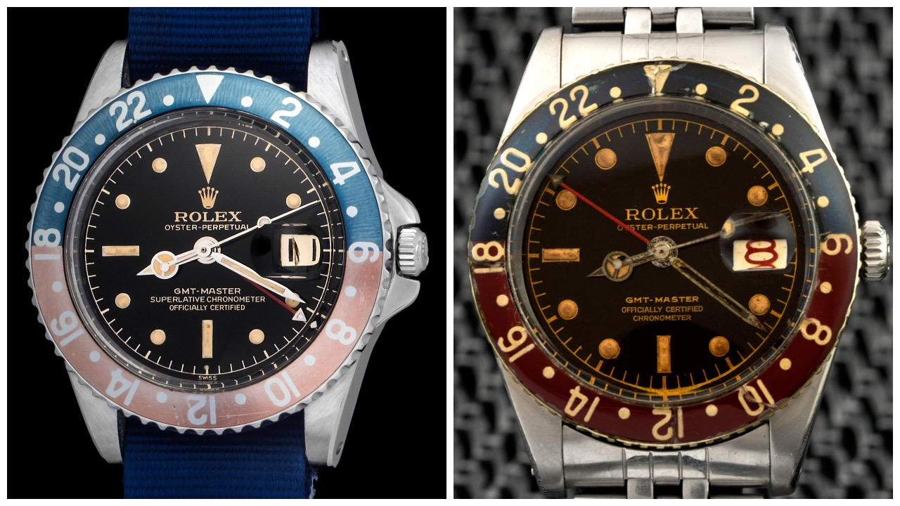 Rolex GMT-Master Collection