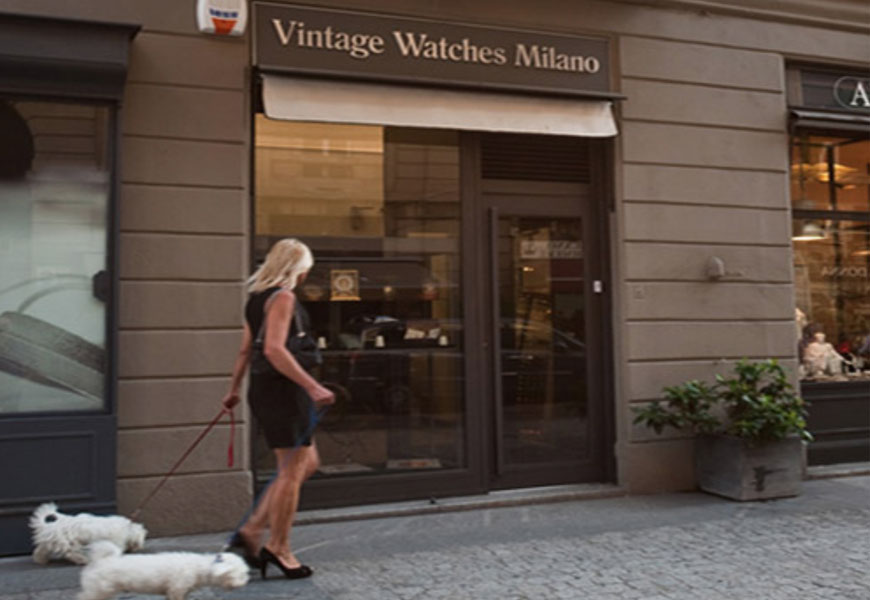 Vintage Watches Milano